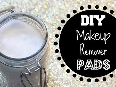 DIY Makeup Remover Pads | Alexa's DIY Life