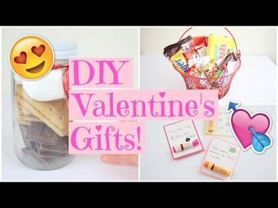 DIY Punny Valentine's Gifts for Boyfriend.Friend.Teacher + COLLABAWAY