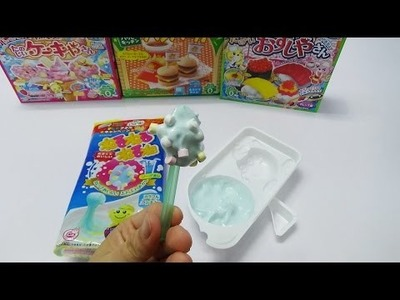 Kracie Popin Cookin Make DIY Candy Paste with Sprinkles