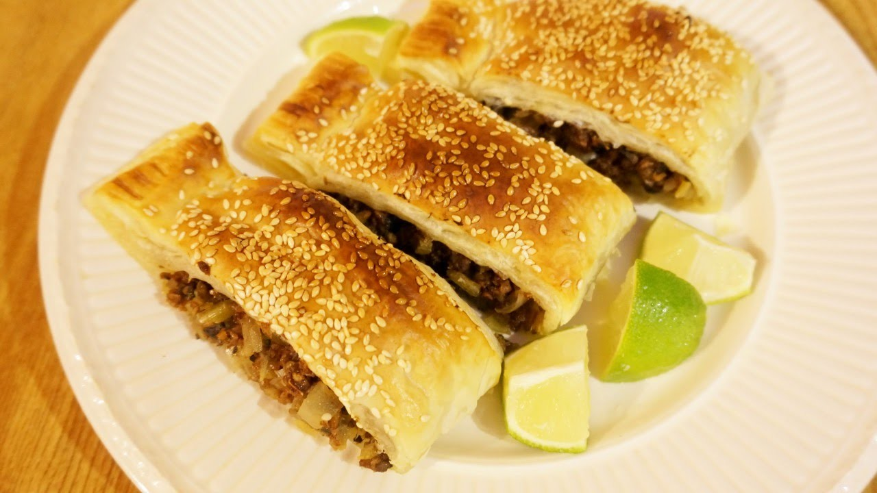 Make Tasty Vegan Sausage Rolls - DIY Food & Drinks - Guidecentral