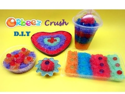 Orbeez Crush Sweet Treats D.I.Y - Kiddie Toys