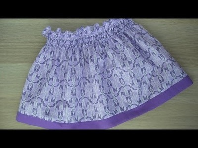 Sew a Cute Skirt for Girls - DIY Style - Guidecentral