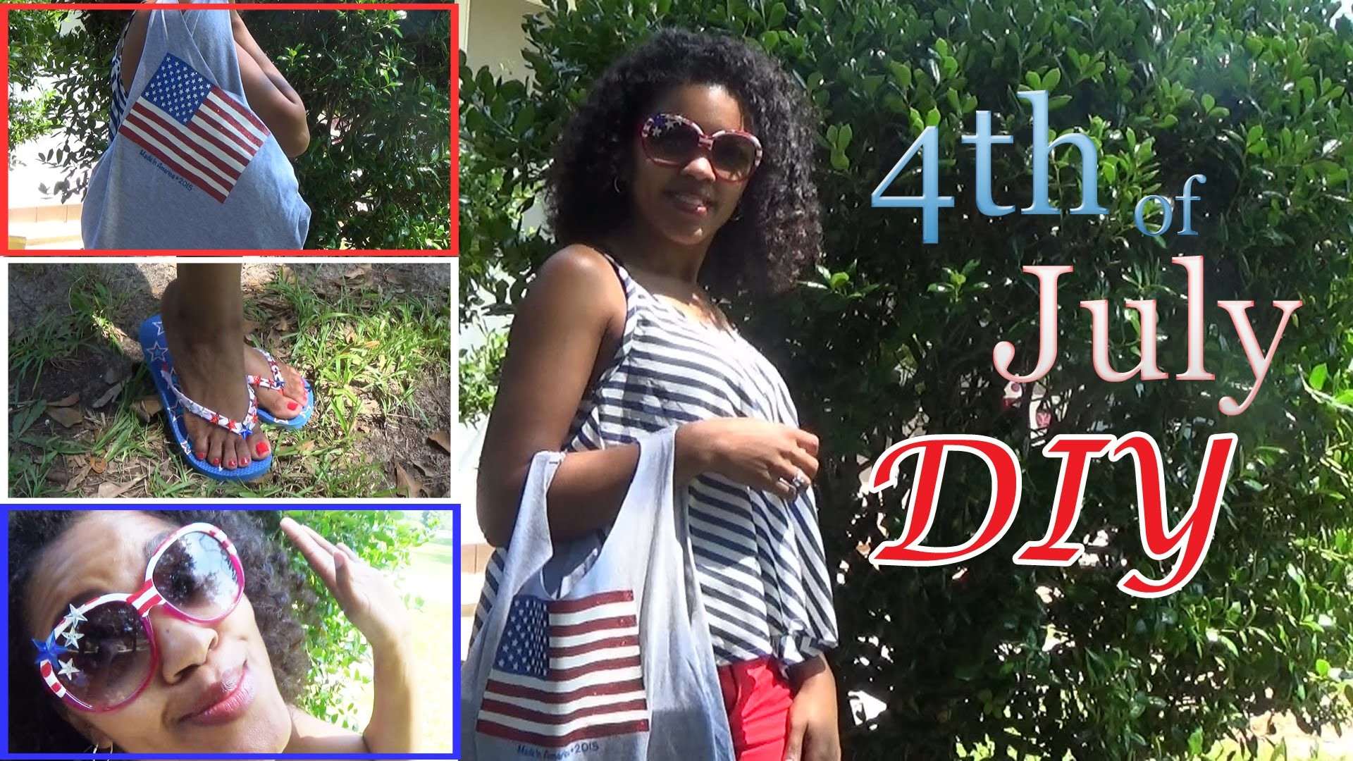 4th of july DIY Accessories