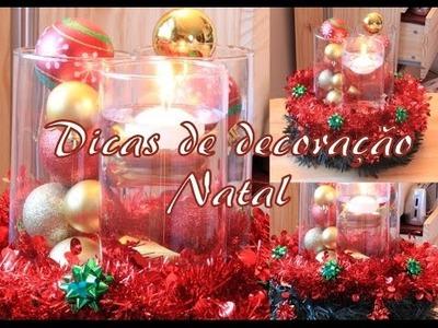 DIY - Dicas de decoração para o natal