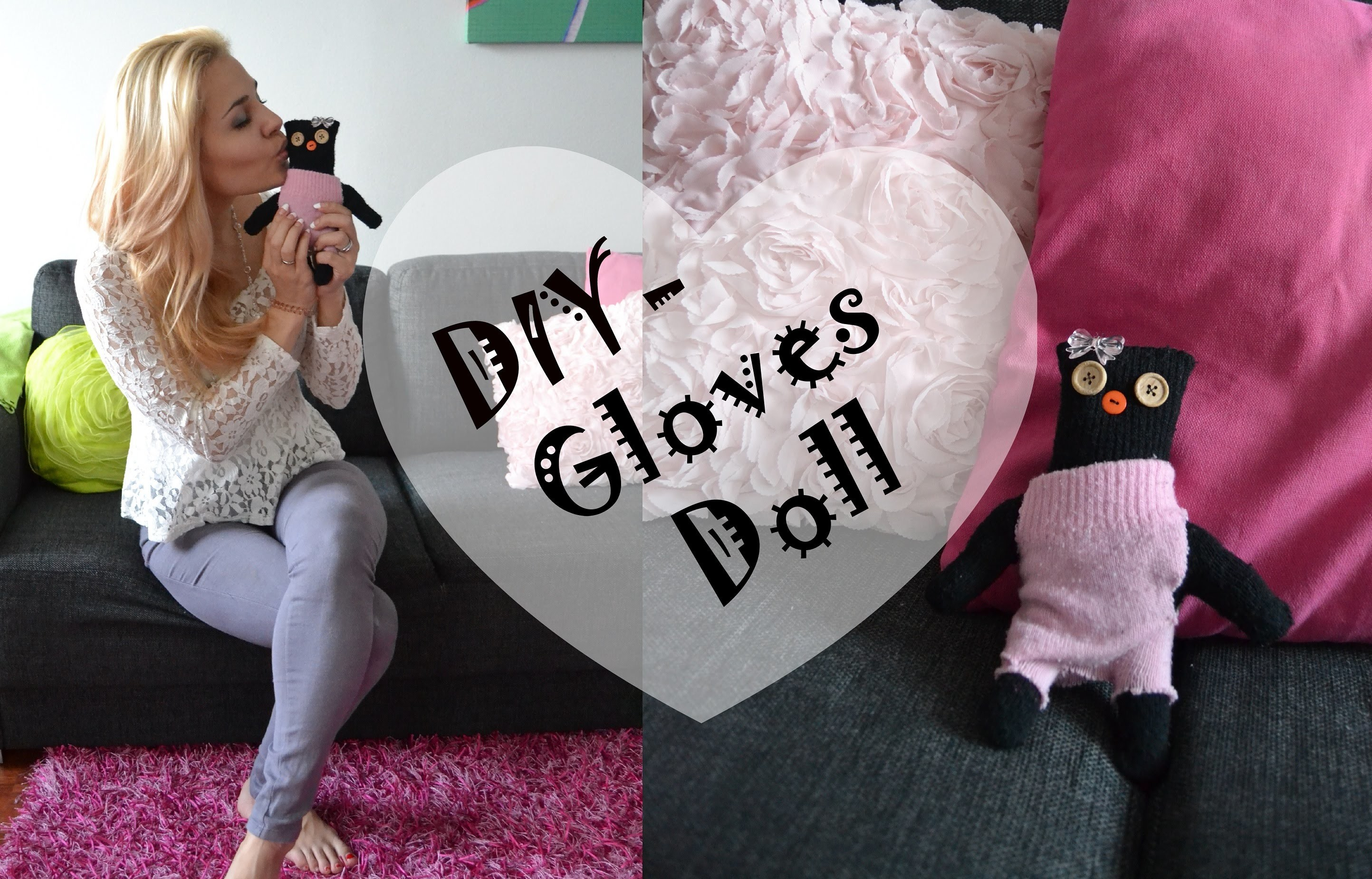 DIY-Gloves Doll