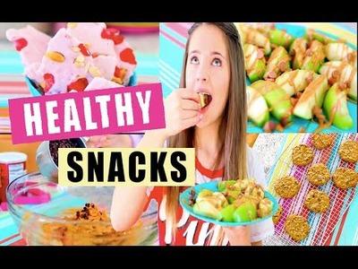 DIY Healthy Snacks!