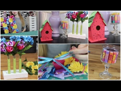 DIY: Room Decor for Summer ☼ Inexpensive & Easy!