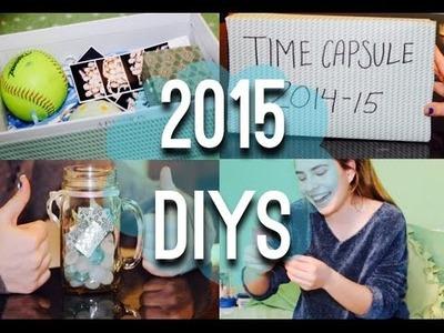 2015 DIY's