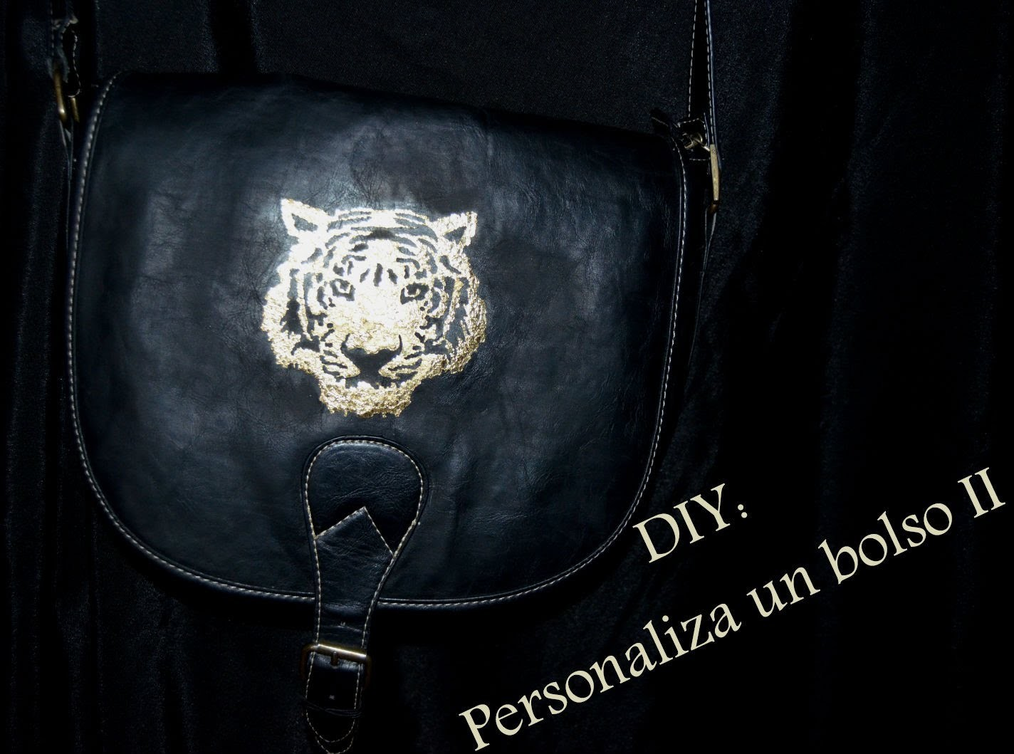 DIY: Personaliza tu bolso II. DIY: Customize your bag II