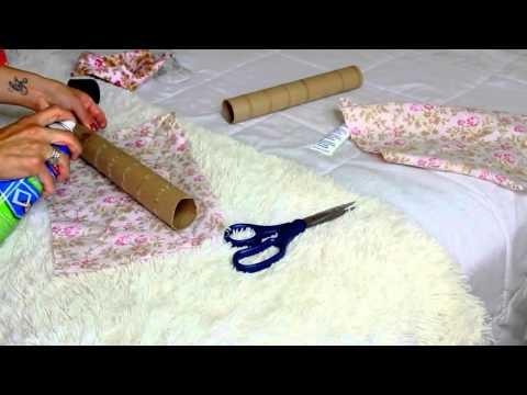 DIY Watch and Bracelet Holder