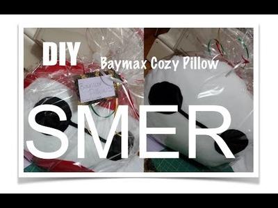 DIY|BAYMAX PILLOW