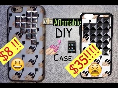 DIY Nail Emoji Phone Case (Inspired By Wildflower!!)