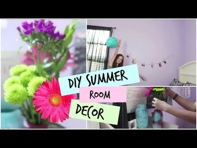 Diy Summer Room Decor