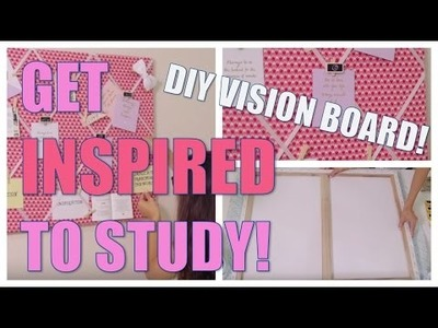 Make Your Room Amazing! DIY Roomspiration + Study Tips ♡