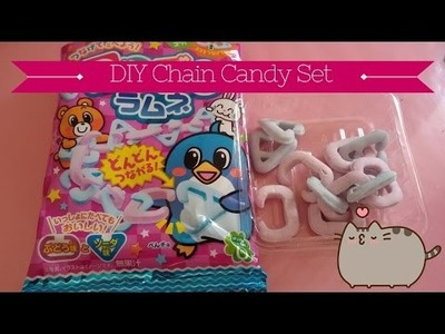 Una catena di caramelle? 0.o DIY Chain Candy Set!!
