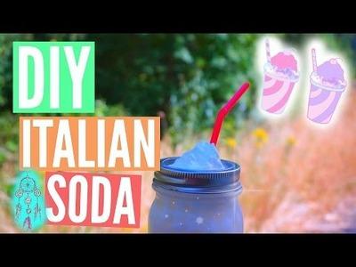 DIY Italian Creme Soda! | That Samwich