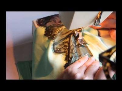 DIY- Revamp your boring shirt