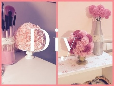 "Diy Room Decor ""palla di fiori "" 