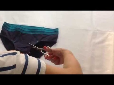 Bra fitting - DIY a nice bra extremely simple
