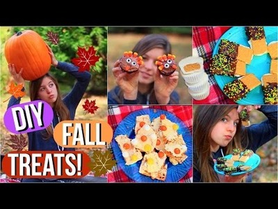 DIY Fall Treats you NEED to Try!