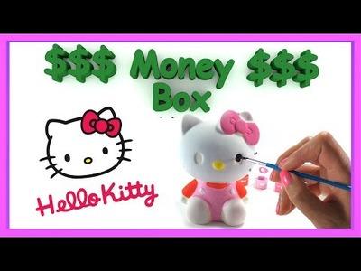 DIY Hello Kitty - Create your own Money Box