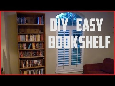 How To Build A Bookshelf | DIY Project