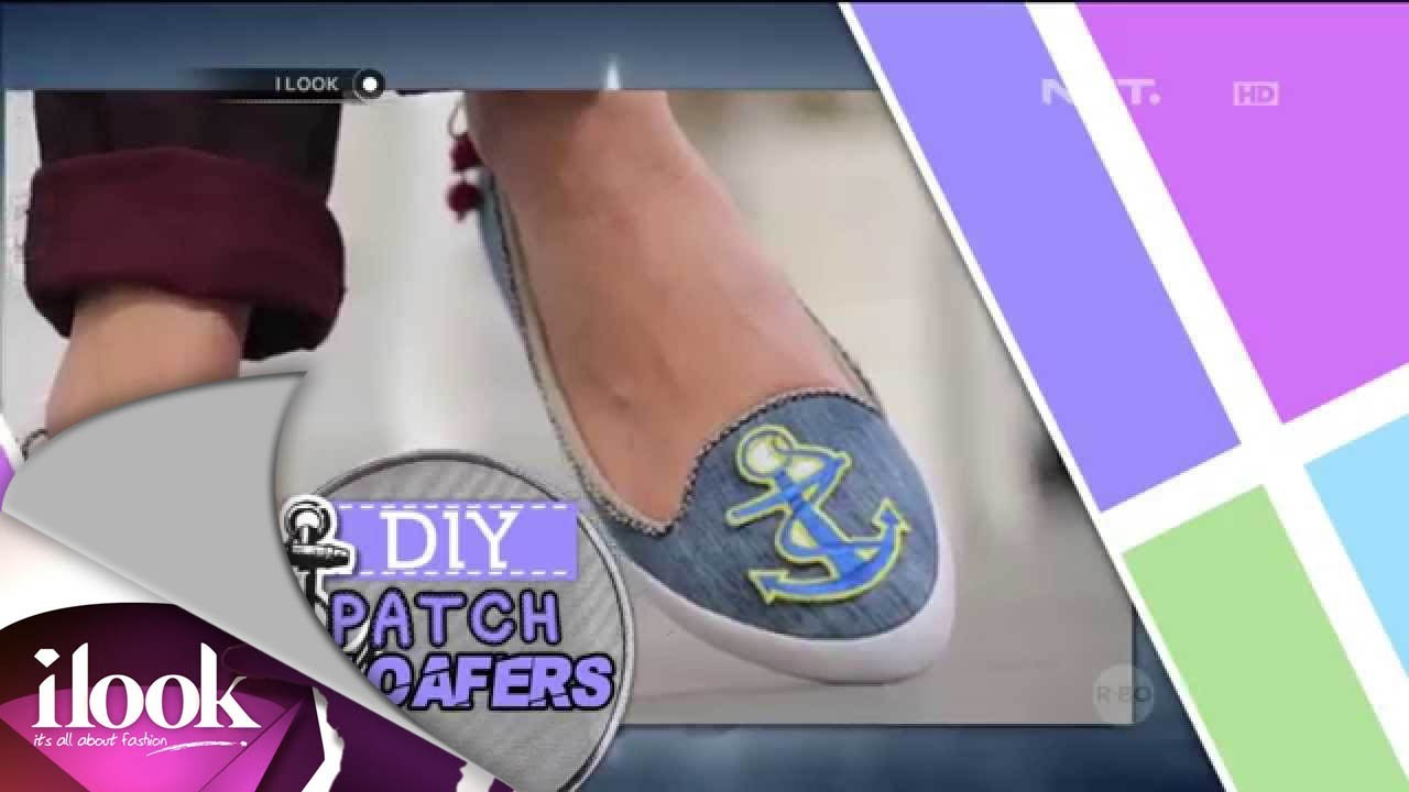 ILook - DIY Patch Loafers