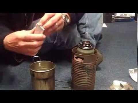 Stanley cook kit nesting stove upgrade DIY