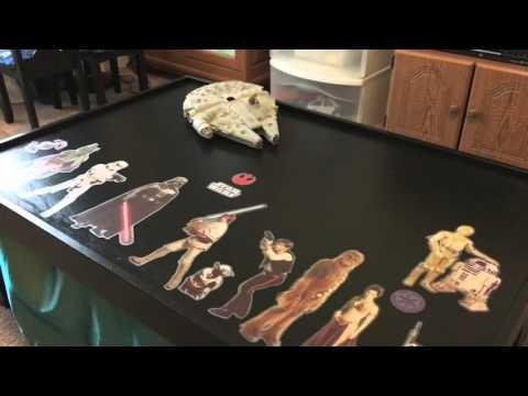 Star Wars Room - DIY Star Wars Room Decor