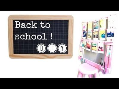 Back to school: DIY ♥