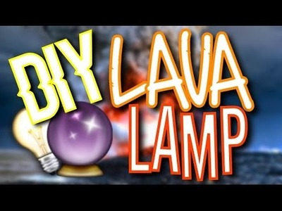 DIY: LAVA LAMP WITHOUT ALKA SELTZER || FUN SCIENCE PROJECTS || CHEAP AND EASY