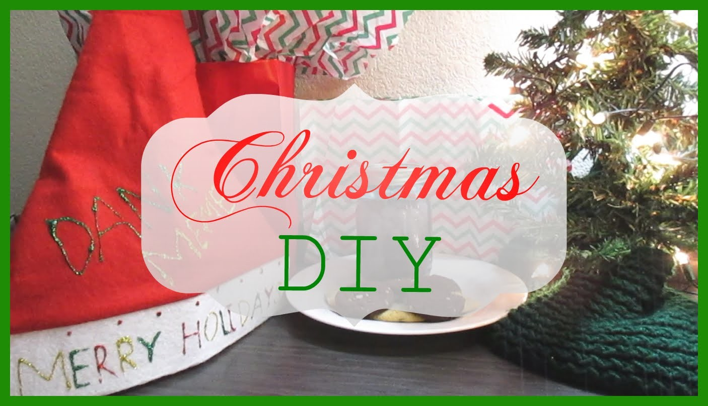 Christmas DIY (more or less) || Guadalupe Soto