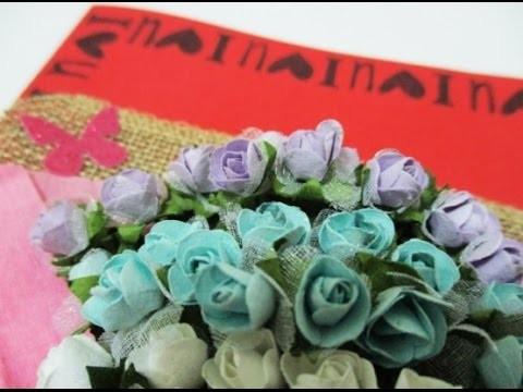 DIY : #119 I Love You Card ♥