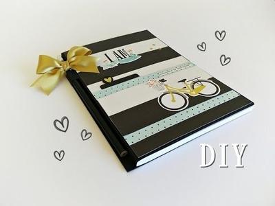 DIY | Como Decorar um Caderno