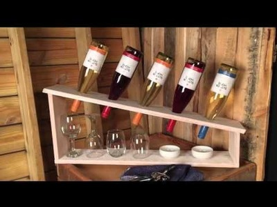 DIY: How To Build Your Own Wine Rack