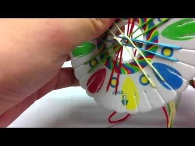 DIY   Make Your Own Bracelets   EVA Wheel   Rainbow