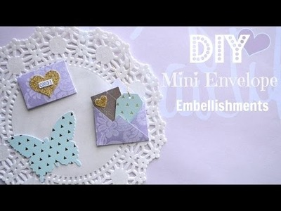 Diy Mini Envelope without Special Tools- Build Your Stash #2