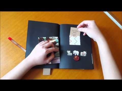 DIY Scrapbook for a best friend