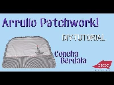 DIY-TUTORIAL Arrullo patchwork