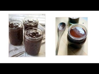 Easy Recipe : How to Make Homemade Nutella Chocolate Hazelnut Spread - DIY Projects