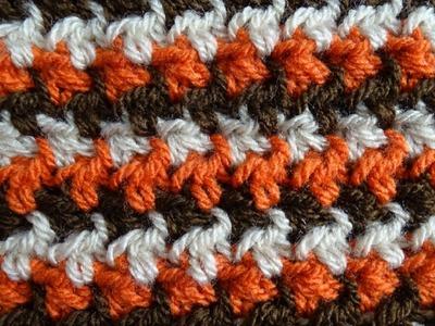 Glover Stitch Scarf - Crochet Tutorial
