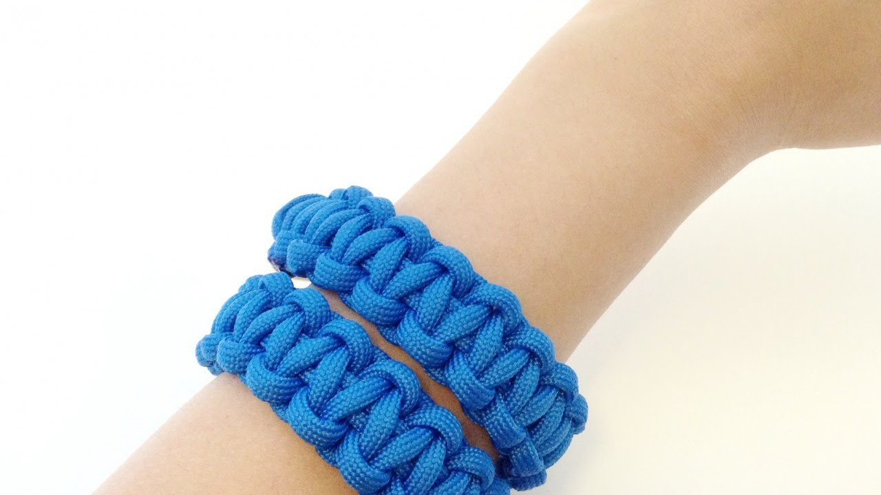 Make a Cool Paracord Bracelet - DIY Style - Guidecentral