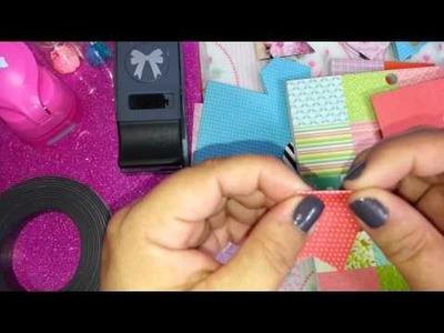 Tutorial: Magnetic Bookmarks DIY