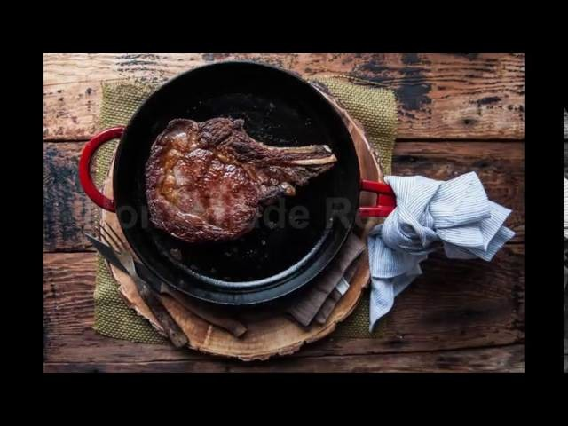 How to Cook a Steak in a Cast Iron Skillet - Cooking Steak With a Cast Iron Skillet