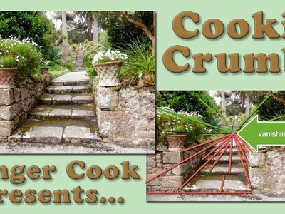 How to Draw Stairs in Perspective A Cookie Crumbs Lesson  with Ginger Cook
