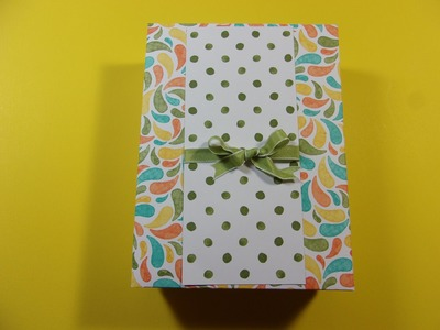 How to Make a Box, Any Size, It's Up To You!