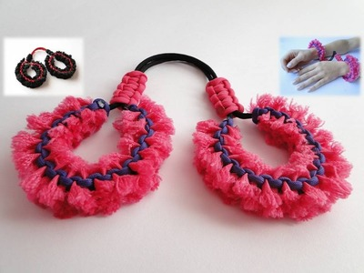 How to Make a Paracord Fantasy Handcuffs