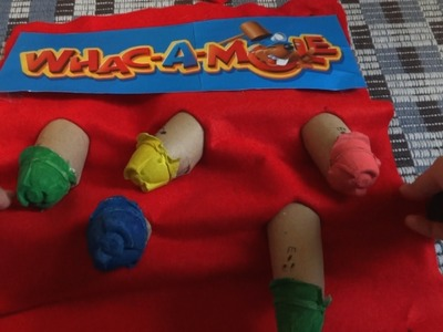 How to Make a Whac-A-Mole Arcade Game Halloween Costume