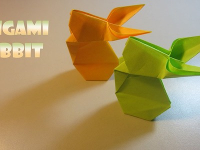 How to make an Origami Rabbit ✔