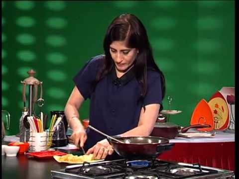 How to make Indori style Garadu chaat Recipe